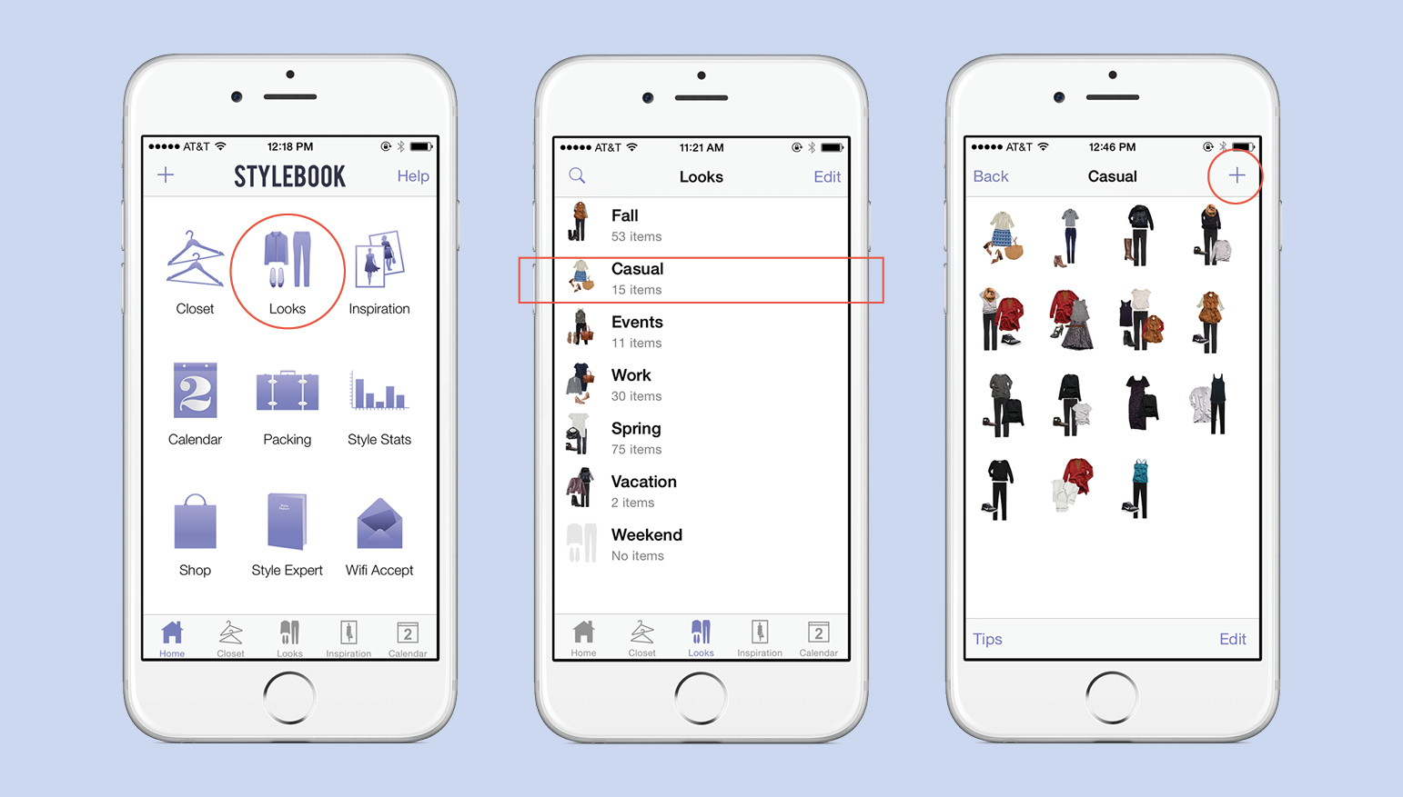 How To Create Outfits In Stylebook - How To Create An Outfit – Stylebook Tips
