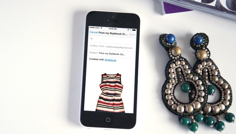 How-To Email From Stylebook